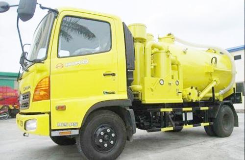 Xe vận chuyển chất thải