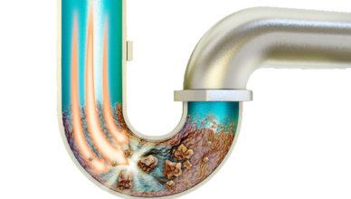 cách thông nghẹt ống thoát nước