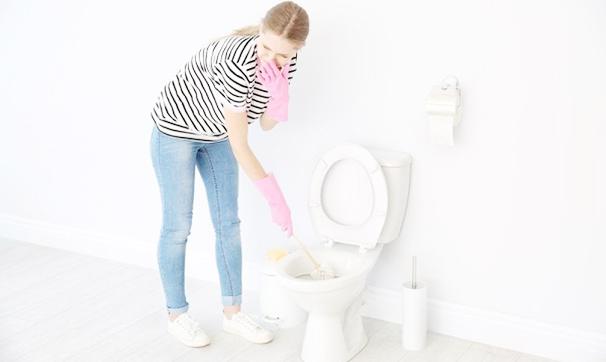 những sai lầm trong việc làm cho nhà vệ sinh mất mùi hôi