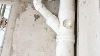 hướng dẫn cách lắp đặt ống thoát nước trong nhà
