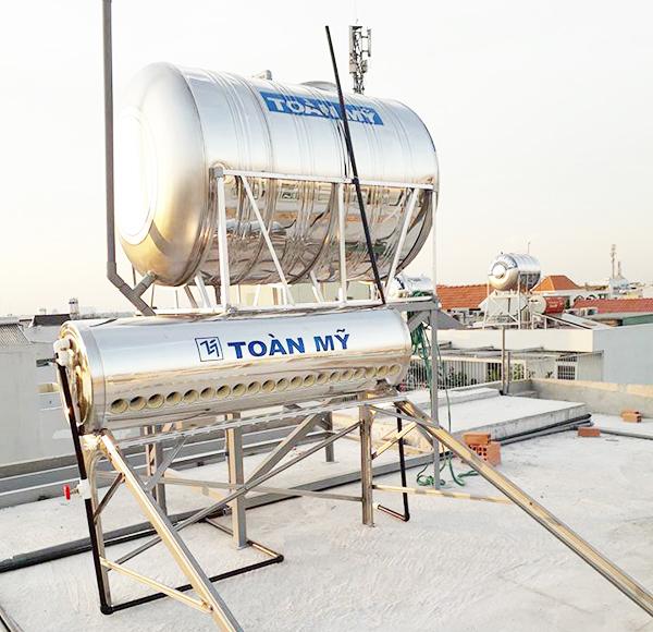 cách lắp ống thông hơi cho bồn nước hoạt động tốt