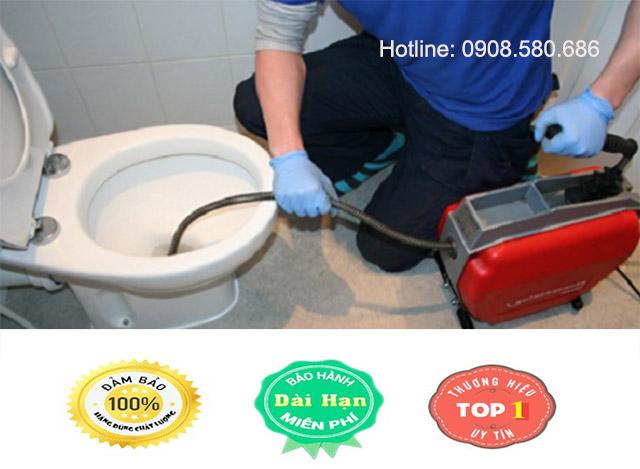 ưu điểm dịch vụ thông cống nghẹt tại Côn Đảo